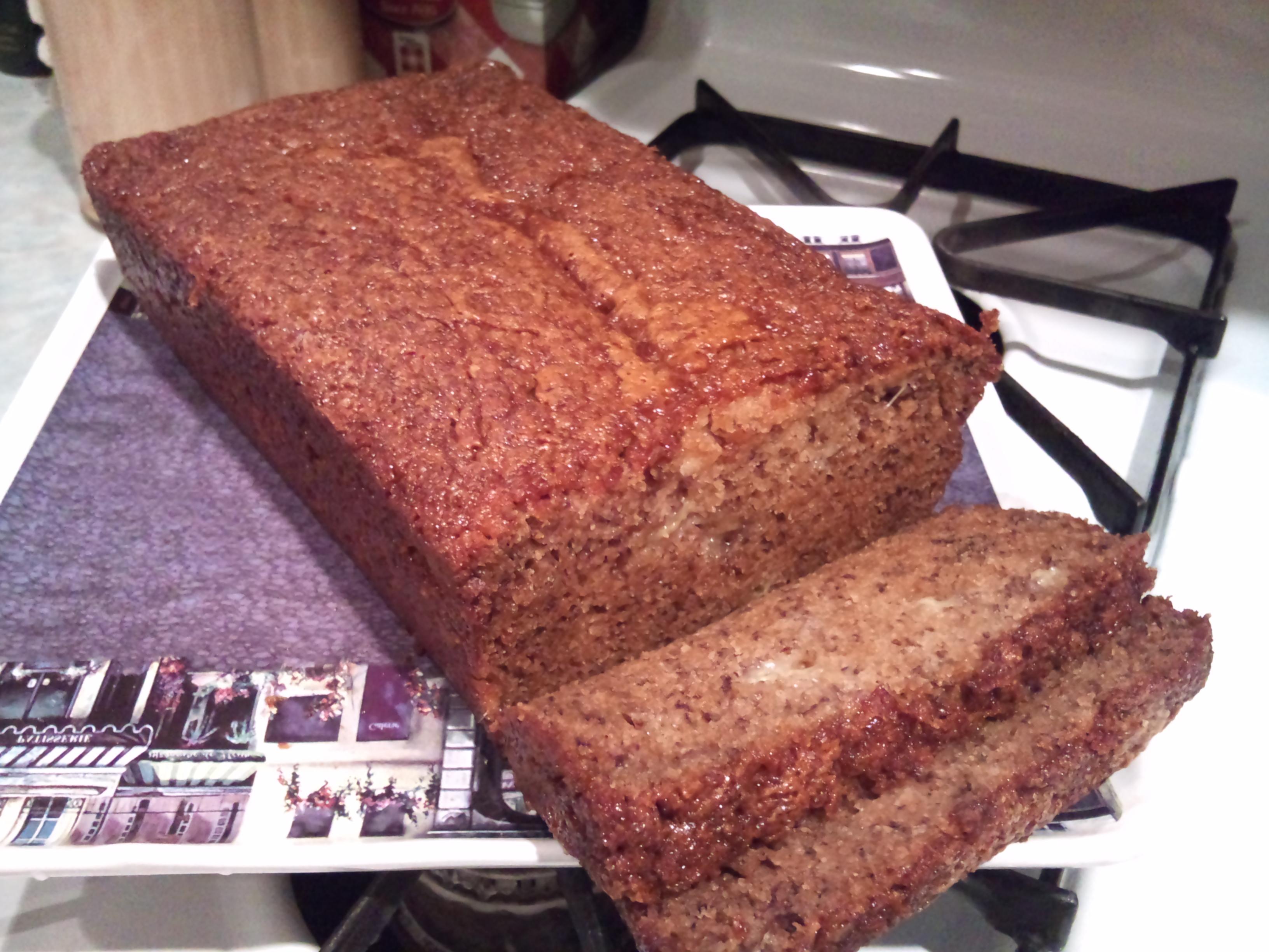 Cheerwine banana bread recipe random acts of coffee ingredients forumfinder Image collections