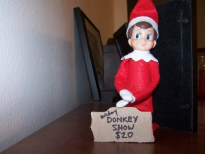 Holiday Donkey Show $20